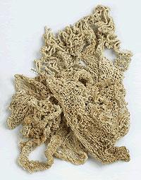 Egyptiskt nät av lin (1550-1069 f.Kr)