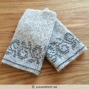 Köp Handstickade Pulsvärmare av Alpacka