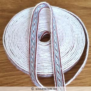 brickvävda band, brickband, vikingatid, tablet weaving