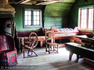 Lillehammer bygdemuseum - Som man levde förr