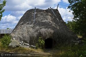 Vikingahus i Stavgards Vikingaby