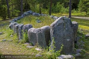 Tjelvars Grav i Gothems socken