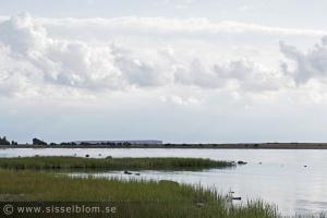 Vivesholm - Utsikt mot Lilla Karlsö